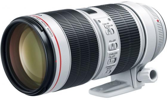 Объектив Canon EF IS III USM (3044C005) 70-200мм f/2.8L объектив canon ef iii usm 16 35мм f 2 8l 0573c005