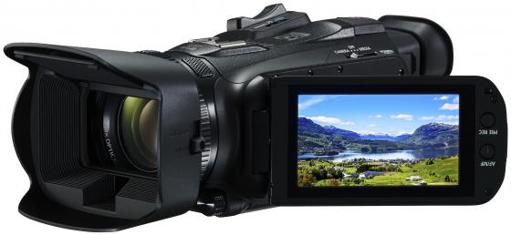 Фото - Видеокамера Canon Legria HF G26 черный 20x IS opt 3 Touch LCD 1080p XQD+SDHC Flash/WiFi цифровая видеокамера canon legria hf r88