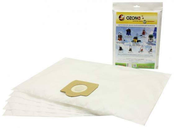 Мешок для пылесоса Ozone MXT-3041/5 мешок для пылесоса ozone mxt 403 5 5 шт
