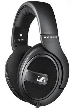 Наушники накладные Sennheiser HD 559 3м черный проводные (оголовье) гарнитура sennheiser pc 230