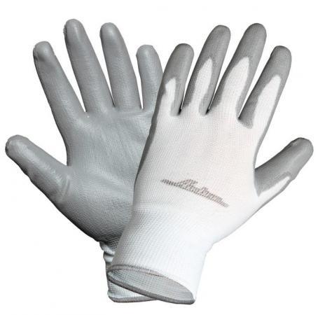 Перчатки AIRLINE AWG-N-02 нейлоновые съемник масляного фильтра airline ak f 02 ленточный