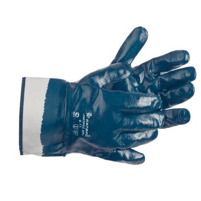 цена Перчатки ETALON 533 с нитрильным полным покрытием манжет-крага