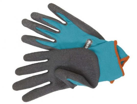 Перчатки GARDENA 00206-20.000.00 садовые для работы с почвой размер 8 gardena перчатки садовые размер 6