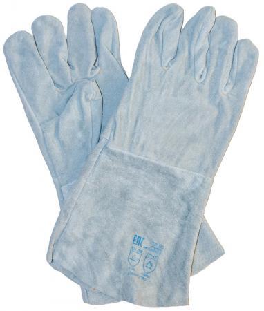 Краги сварщика NEWTON per27 спилковые пятипалые серые без подкладки перчатки newton per7 ангара люкс комбинированные спилковые