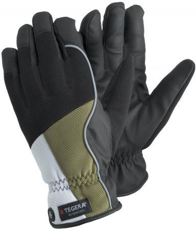 Перчатки TEGERA 90025 мужские утеплённые стоимость