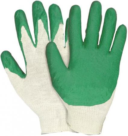Перчатки ДОН-ТЕКС Облитая из хлопчатобумажного сырья