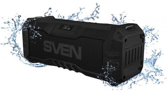 все цены на Колонка порт. Sven PS-430 черный 15W 1.0 BT/USB