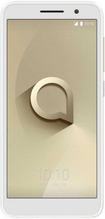 Смартфон Alcatel 1 5033D золотистый 5 8 Гб LTE Wi-Fi GPS 3G Bluetooth 5033D-2CALRU1 смартфон alcatel 1 5033d 8gb black