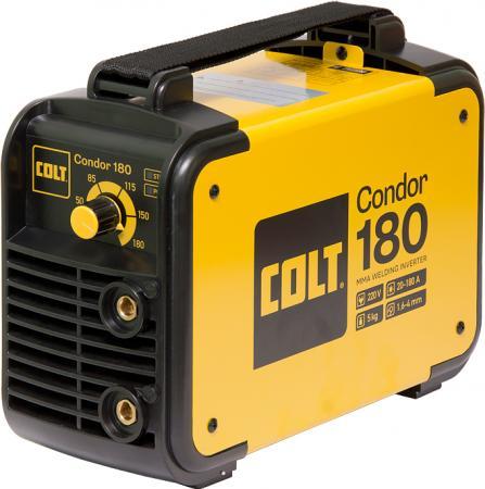 Инвертор COLT Condor 180 сварочный max ток 180А компрессор colt canyon 180 6 set3
