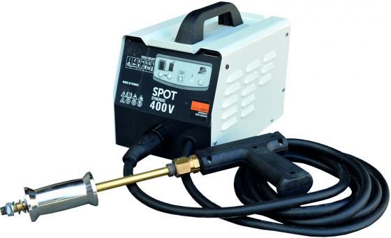 купить Сварочный аппарат WIEDERKRAFT WDK-350422 споттер инвертоРНый 220В 50Гц 16А/max3800A онлайн