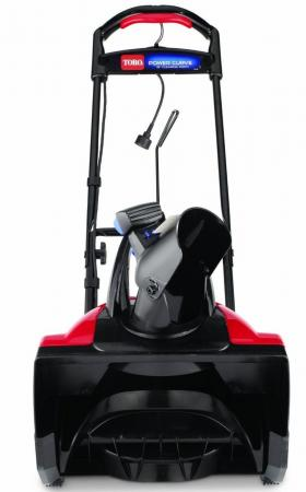 Снегоуборщик TORO 38302 POWER CURVE электро 1800Вт шир.46см.12кг электрический цена 2017