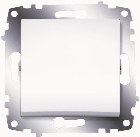Выключатель Abb Cosmo 10 A белый 619-010200-200 выключатель abb cosmo 10 a белый 619 010200 203