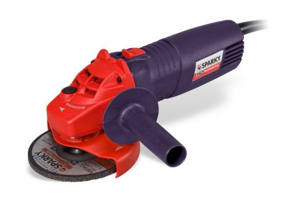 Углошлифовальная машина SPARKY PROFESSIONAL M 850 (HD) 125 мм 850 Вт электроинструмент sparky br2 10 8li c hd 12000194651