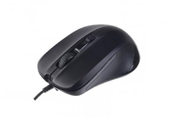 "Perfeo мышь оптическая, ""REGULAR"", 4 кн, DPI 800-1600, USB, чёрный (PF-381-OP-B) мышь perfeo profil pf 383 black pf 383 op b"
