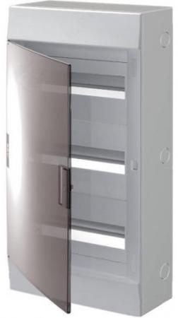 ABB 1SPE007717F9994 Бокс настенный Mistral41 36М прозрачная дверь (с клемм) 3 ряда бокс abb 1spe007717f9978