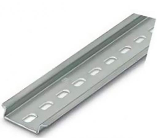 Iek YDN10-0060 DIN-рейка (60см) оцинкованная рейка din 10см