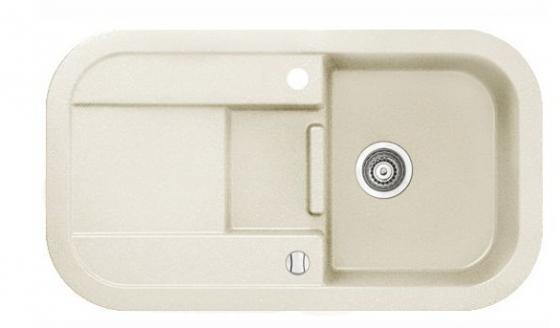 LAVER,510 513 006,цвет WHITE(белый),мойка врезная,гранит,чаша+1/2чаши+сушка(1 1/2b1dR),880х500х190 drift 53 006 00 stealth 2 lens replacement kit