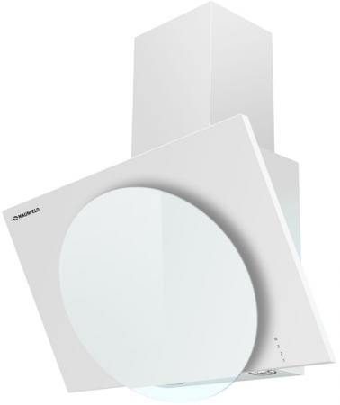 Вытяжка подвесная Maunfeld TOWER L (TOUCH) 60 белый белый цена и фото