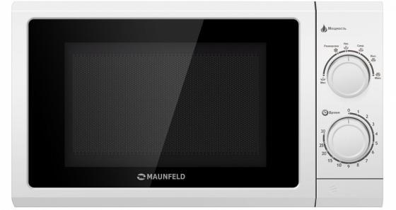 Микроволновая печь Maunfeld GFSMO.17.5W 1450 Вт белый микроволновая печь bbk 23mws 927m w 900 вт белый