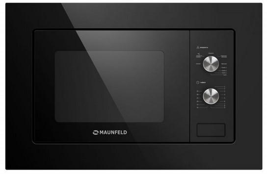 Микроволновая печь Maunfeld MBMO.20.2PGB 1250 Вт чёрный микроволновая печь bbk 23mws 927m w 900 вт белый
