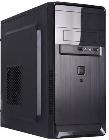 Корпус microATX Navan (ZZ)IS001-BK Без БП чёрный