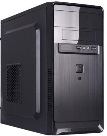 Корпус microATX Navan IS002-U3-BK Без БП чёрный