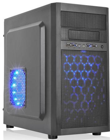 Корпус microATX Navan IS003-BK 450 Вт чёрный