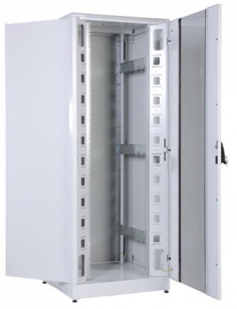ЦМО! Шкаф телеком. напольный кроссовый 42U (800x800) дверь металл, задняя дверь металл (ШТК-К-42.8.8-33АА)