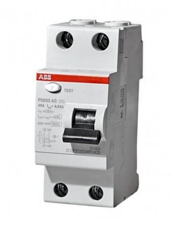 ABB 2CSF202004R1400 Выкл.диф.тока 2мод. FH202 AC-40/0,03 автомат abb s203 c25