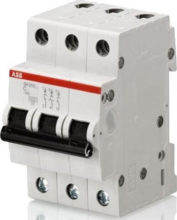 ABB 2CDS243001R0504 Автомат.выкл-ль 3-полюсной SH203L C50