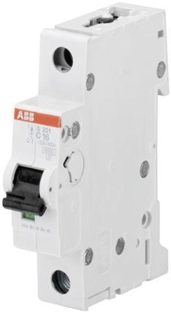 ABB 2CDS251001R0204 Автомат.выкл-ль 1-полюсной S201 C20