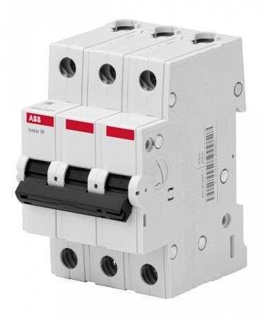 ABB 2CDS643041R0164 Авт. выкл. 3P, 16A, C, 4,5кА, BMS413C16