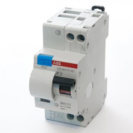 ABB 2CSR145001R1254 Авт.диф.тока DSH941R C25 30мА тип АС 4.5kA