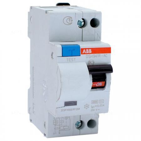 ABB 2CSR145001R1324 Авт.диф.тока DSH941R C32 30мА тип АС 4.5kA