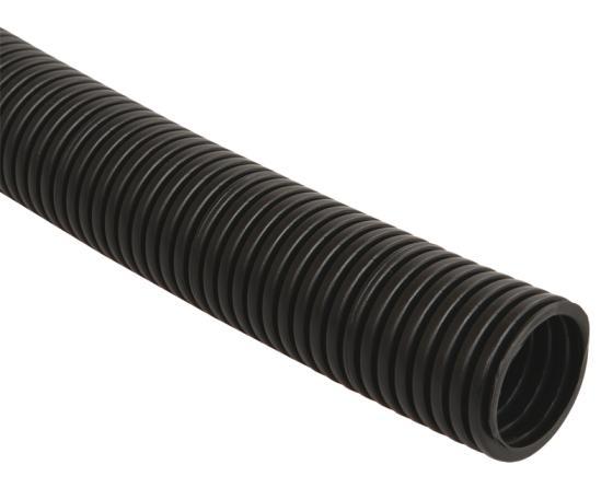 Iek CTG20-16-K02-050-1 Труба гофр.ПНД d 16 с зондом (50 м) черный