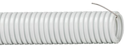 Iek CTG20-32-K41-025I Труба гофр.ПВХ d 32 с зондом (25 м)