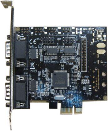 Espada Контроллер PCI-E, 4S FG-EMT04A-1(-BU01), MCS9904CV, oem,(Ch) (38865)