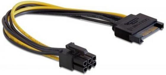Фото - Cablexpert Разветвитель питания SATA->PCI-Express 6pin, для подключения в/к PCI-Е (6pin) к б/п ATX (CC-PSU-SATA) ковалевский п кавказ народы история завоевания isbn 9785936805134