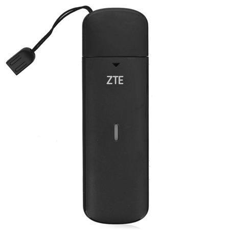 ZTE MF833T Модем 2G/3G/4G ZTE MF833T USB Firewall +Router внешний белый zte mf910 4g lte mobile wifi wireless pocket hotspot router modem 2pcs 4g antenna
