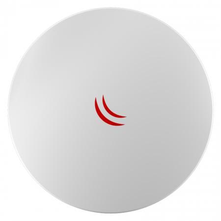 Точка доступа MikroTik RBDynaDishG-6HnD 802.11an 300Mbps 6 ГГц 1xLAN LAN белый цена и фото
