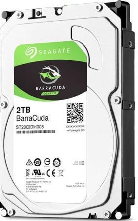 Жесткий диск 3.5 2 Tb 5400rpm 256Mb cache Seagate Original SATA III 6 Gb/s ST2000DM005 kingfast ssd 128gb sata iii 6gb s 2 5 inch solid state drive 7mm internal ssd 128 cache hard disk for laptop disktop
