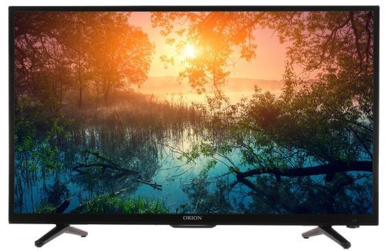 """купить Телевизор LED 32"""" Orion ПТ-81ЖК-100ЦТ черный 1366x768 50 Гц Разьем для наушников YPbPr недорого"""