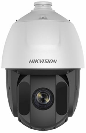 Камера IP Hikvision DS-2DE5232IW-AE CMOS 1/2.8 4 мм 1920 x 1080 H.265+ Н.265 H.264+ H.264 G.711 (аудио) RJ45 10M/100M Ethernet PoE белый черный free shipping english version ds 2de7230iw ae 2mp network cctv ptz camera poe with 30x optical zoom 150m ir ip66 h 265