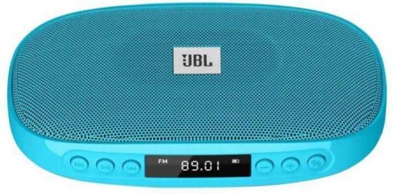 Фото - Колонка порт. JBL Tune синий 5W 1.0 BT (JBLTUNEBLU) портативная колонка jbl clip 2 teal
