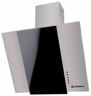 Вытяжка подвесная Maunfeld IRWELL GS 50 сатин вытяжка со стеклом maunfeld irwell gs 60 сатин чёрное стекло