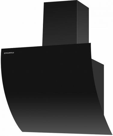 все цены на Вытяжка подвесная Maunfeld Sky Star Push 60 черный черный онлайн