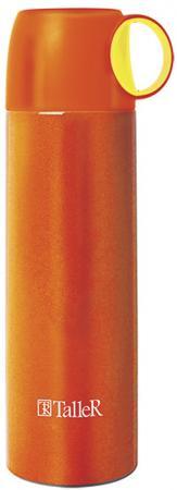 Термос TalleR TR-2418 Бретт 0,50л оранжевый