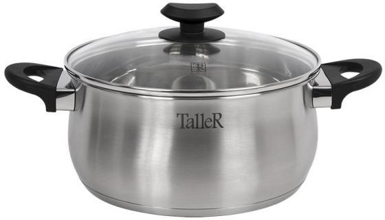 1067-TR Кастрюля TalleR, 3,2л кастрюля taller tr 7143 кэтлин
