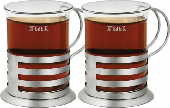 2308-TR Чайная пара TalleR 200 мл чайная пара taller tr 2308 200 мл