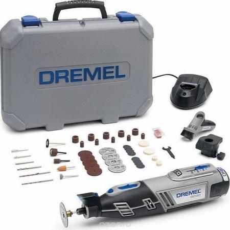 Гравер DREMEL 8220 2/45 RUS F0138220JJ многофункциональная шлифовальная машина dremel 8220 2 45 12 v f 0138220 jj
